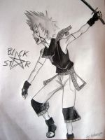Black Star by Manganizer