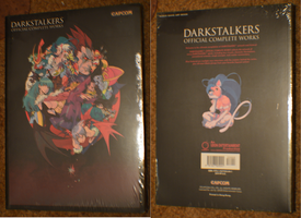 Darkstalkers Official Works Unpackaging by NekoHybrid