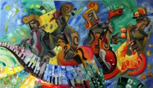 Jazz by MrZell