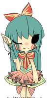 ACEvent Day 5: Elven Bows by chuguri