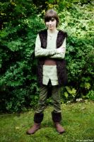HTTYD 1 Hiccup - standing pose by 77Flower77
