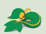 Pokemon Base 3~Snivy 2~ by Xbox-DS-Gameboy