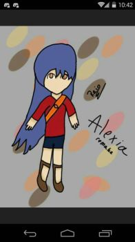 Alexia! (Adopted OC) by The-Russian-Loli