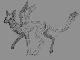Trico Sketch by MalwinaTruskawka