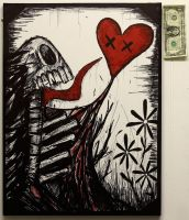 Give Up Your Heart Left Broken by Manomatul