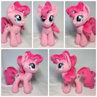 Plushie Pinkie Pie by RufousCat