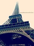 Eiffel Tower II by YazMelius