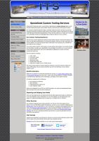 InternationalToolingServices.com (ITS) website by dnewlenox
