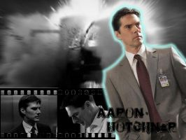 Aaron Hotchner by Loutty