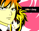 Loke and Lucy - LoLu by kisalina