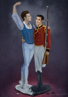 The Brave Tin Soldier by Riverance