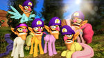 Friendship is Waluigi by OudieTH