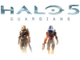 Halo 5: Guardians (Logo and Render Assets) by Crussong