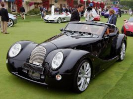 2010 Morgan Aero SuperSports by Partywave