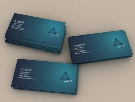 My Bussiness Card by shahjee2