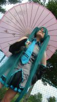 Parasol by Foxy-Cosplay