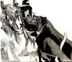 Mephistopheles Youma by Obscuratio