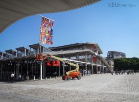 Historical La Grande Halle by EUtouring