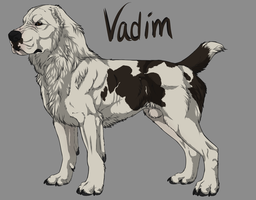 Vadim by meganeffingsandbox
