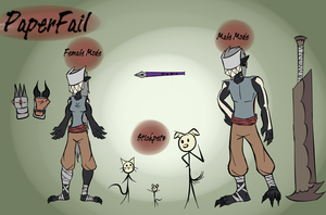 Paperfail Ref by PaperFail