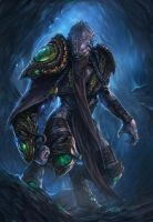 Zeratul by TheChaoticKnight