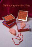 Edible Extendible Ears - Honeydukes-Candies by TheCopperDragon2004