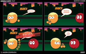 CC169 - Marvin's Cookie by simpleCOMICS