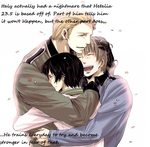 Hetalia 23.5 Head Canon by Mikufan84