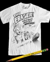 The Eraser by Chengui
