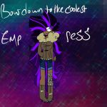 Bow Down to the coolest empress by ask-syco