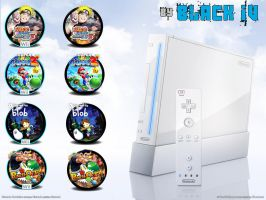 Wii Game Icon Pack 2 by BLACK-IV