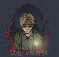 Request- James Sunderland by shadowtoon