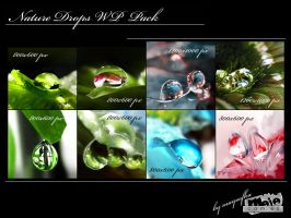Nature Drops WP Pack by mayoofka