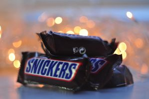 new year's snickers by BelzZub