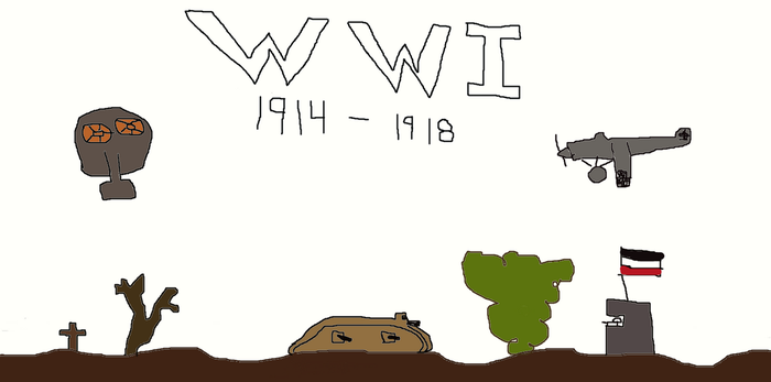 World war 1 tribute by KillerPanda3