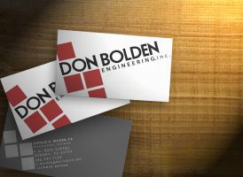 Don Bolden Engineering Corp ID by BlakeVasek