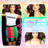 +Photopack Selena Gomez L P by iSparksOfLies