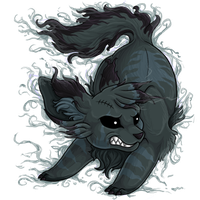 Unofficial Pet - Subeta: Nightmare Keeto by Alkaline00