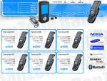 Cellular sale website by Banzone