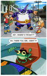 Hey, where's Froggy?! by Ann-Nick