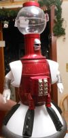 Tom Servo - My MST3K Puppet by Syna-Max