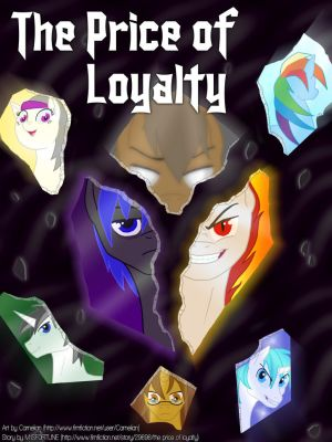The Price of Loyalty - Prologue by M1SF0RTUNE