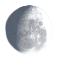 Moon-transparent by Ken-Griffith
