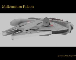 Falcon-006 by gmd3d