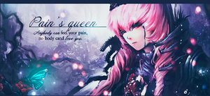 Pain's queen. by HoldSmile
