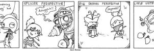 Bioshock comic: 39 by bluemage13