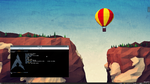 Balon Arch Linux KDE 5 by printesoi