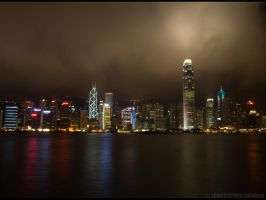 Hong Kong Nights by Vidguy10