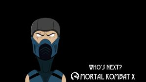 Sub-Zero- Who's Next? (Mortal Kombat) by 4and4