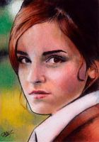 Hermione Sketch Card 3 by Ethrendil